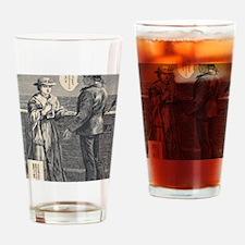 Unique Marquis Drinking Glass