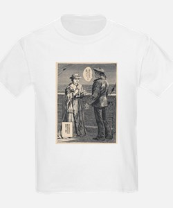 Vintage poster - The Maruis of Lossie Mang T-Shirt