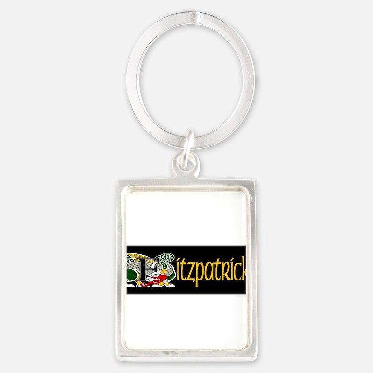 fitzpatrickbs Keychains