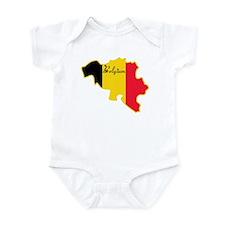 Cool Belgium Infant Bodysuit