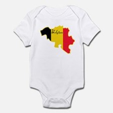 Cool Belgium Infant Bodysuit