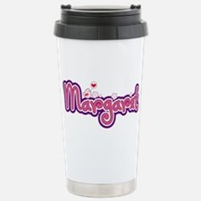 Margaret Name Personalized Travel Mug