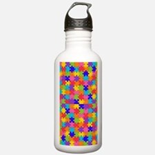 Unique Autism Water Bottle