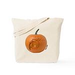 Owl O'Lantern Tote Bag