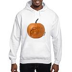 Owl O'Lantern Hooded Sweatshirt