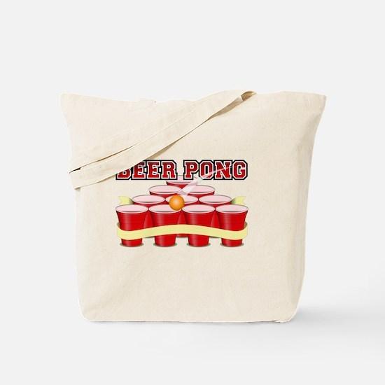 Cute Pong Tote Bag