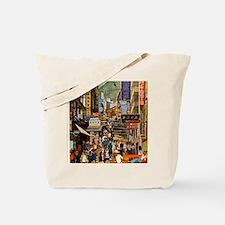 Cute Asia Tote Bag