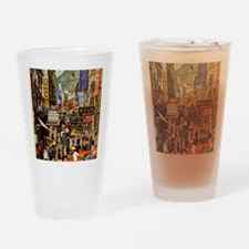 Unique Hong kong Drinking Glass