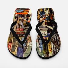 Unique Asia Flip Flops