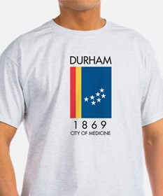 Durham - City of Medicine T-Shirt