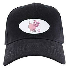 Oink Baseball Hat