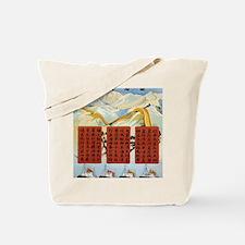 Cool Ocean liners Tote Bag