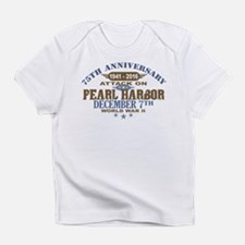 Pearl Harbor Anniversary Infant T-Shirt