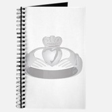 silver claddagh ring Journal