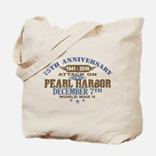 Pearl Harbor Anniversary Tote Bag