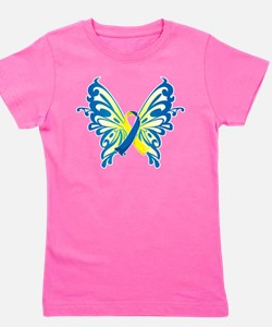 Unique Syndrome Girl's Tee