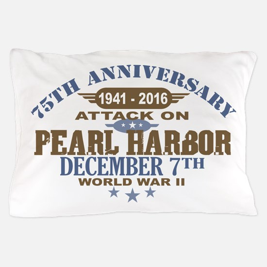 Pearl Harbor Anniversary Pillow Case
