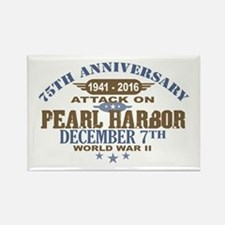 Pearl Harbor Anniversary Magnets