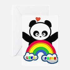 Love Panda® Greeting Cards