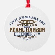 Pearl Harbor Anniversary Ornament