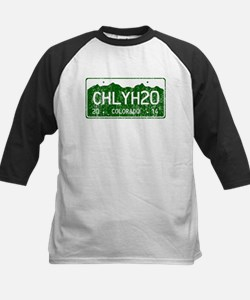 Chilly Water Colorado License Tee