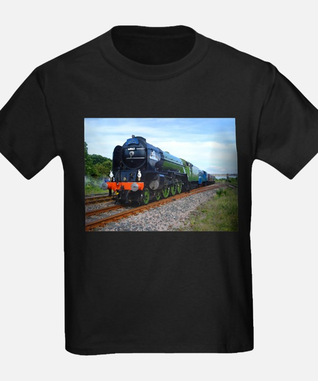 flying-scotsman2.jpg T-Shirt