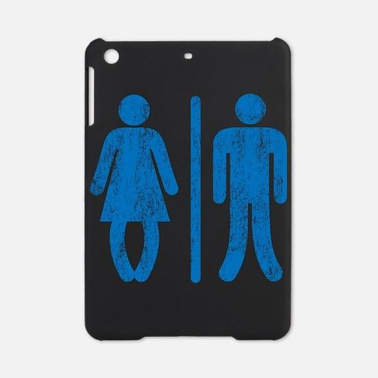 Bo Legged Woman DISTRESSED iPad Mini Case