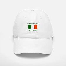 straight outta ireland Baseball Baseball Cap