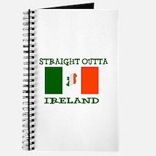 straight outta ireland Journal