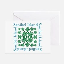 Sanibel Sea Turtle - Greeting Card