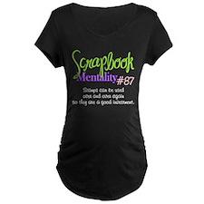 Scrapbook Mentality #87 T-Shirt