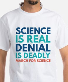 Science Is Real Shirt