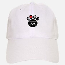 I love my Colorpoint Shorthair Baseball Baseball Cap