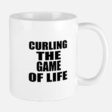 Curling The Game Of Life Mug