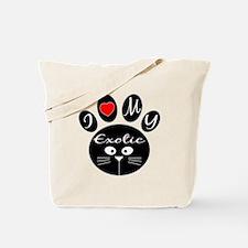 I love my Exotic Tote Bag