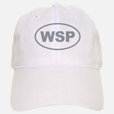 WSP Gary Euro Oval Baseball Baseball Cap