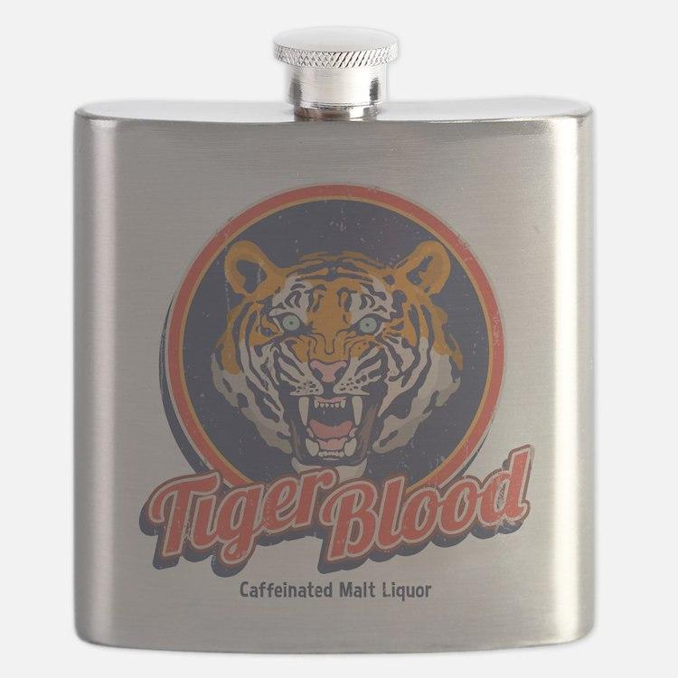 Tiger Blood Flask