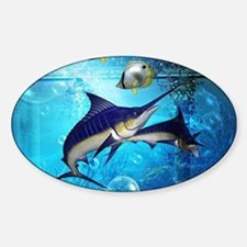 Awesome underwater world Decal