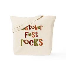 Oktoberfest Rocks Party Holid Tote Bag
