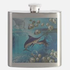 Awesome underwater world Flask