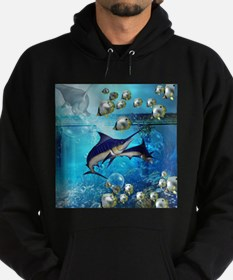 Awesome underwater world Hoodie