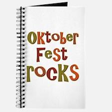 Oktoberfest Rocks Party Holid Journal