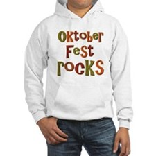Oktoberfest Rocks Party Holid Hoodie