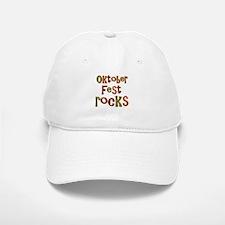 Oktoberfest Rocks Party Holid Baseball Baseball Cap