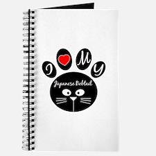 I love my Japanese Bobtail Journal