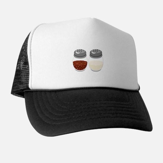 Red Pepper & Parmesan Trucker Hat