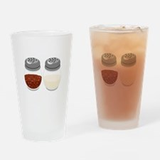 Red Pepper & Parmesan Drinking Glass