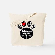 I love my Manx Tote Bag