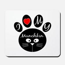 I love my Munchkin Mousepad