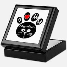 I love my Napoleon Keepsake Box